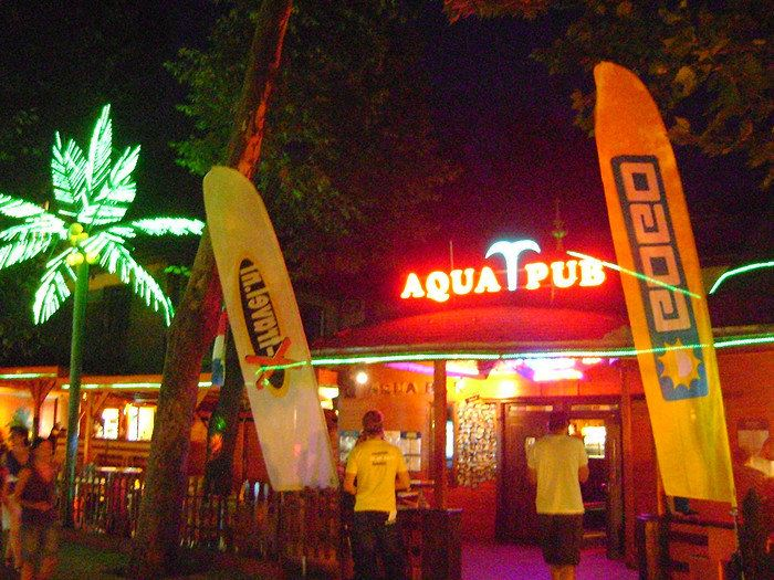 siofok aqua bar nederlands