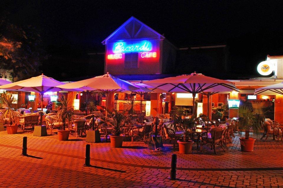 bacardi music cafe